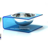 Plastic Pet Feeder Pet Bowl Btr-S1026