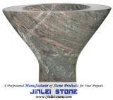 Marble Stone Sanitary Antique Small Round Washing Basin