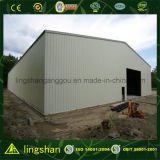 Prefab Steel Structure Ready Made Warehouse (LS-SS-007)
