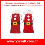 Christmas Decoration (ZY14Y48-1-2) Christmas Wine Sack