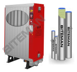 Biteman Heat Modular Desiccant Air Dryer (flow 10.6m3/min)