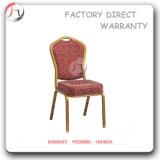 Moulded Seating Aluminum Banquet Customizing Chair (BC-53)