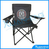 Folding Beach Chair with Cupholder and Backrest