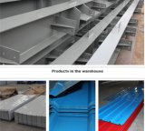 C Purlin and Corrugated Roofing Sheet for Building Materials