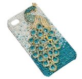 Metal Diamond Mobile Phone Accessories for iPhone 5, 4/4s Case