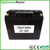 Electric Bike Lithium Batter 24V-10ah with Charger