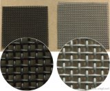 Security Window Screen, Black 10-15mesh