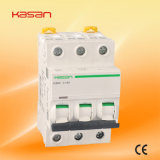 IC65 IC60 IC65n IC60n New Design 1p 2p 3p 4p 2-63A OEM Electrical MCB Mini Circuit Breaker