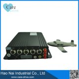 4-CH HD SD Card Mdvr Mobile DVR for Vehicle CCTV System