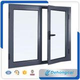 Sound Insulation/ Thermal Insulation Aluminum Window/Aluminium Profile Window