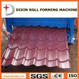 1100 Glazed Roofing Tile Roll Forming Machine