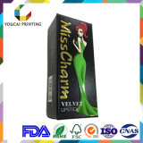 Delicate, Embossing, Color Paper Packing Box