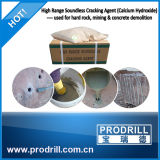 Silent Breaking Cement Grout for House Concrete Demolition