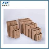 Custom Printed Kraft Gift Paper Bag with High Quality