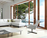 Folding Door System with Flyscreen