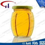 Best Sell Special Shape Glass Jar for Honey (CHJ8235)