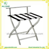 Stainless Steel Folding Luggage Rack for Five Stars Hotel