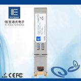 20. Copper Transceiver SFP Optical Module 100m RJ45 China Factory Manufacturer