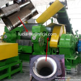 Tyre Recycling Crusher Machine, Shredder Machine, Rubber Shredder