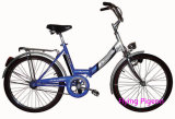 "24"" Rear Coaster Brake Foldable Bikes (FP-FDB-D001)"