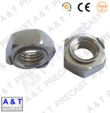 Hot Sale M8 Zinc Plated Hexagon Weld Nut with High Quality