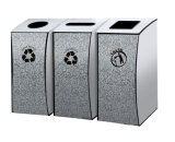 New Style Dustbin for Garden and Street (HW-173)