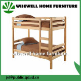Solid Pine Wood Double Decker Bed (WJZ-B35)