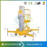 12m Mobile Vertical Aerial Mast Work Platform