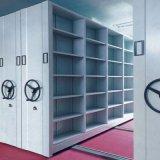 Steel Archives Mobile Shelving/Metal Movable Dense Mobile Filing Cabinet