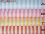 Yarn Dyed Polyester Cotton Dobby Fabric Shirting Djx011