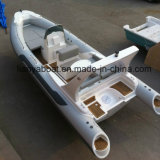 Liya 5.8m Rib Boat China Inflatable Rubber Boat for Sale