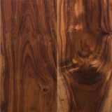 Big Stock Handscraped Acacia Walnut Hardwood Flooring