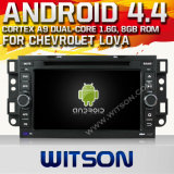 Witson Android 4.4 Car DVD for Chevrolet Lova with A9 Chipset 1080P 8g ROM WiFi 3G Internet DVR Support