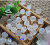 Natural White Jade Carved Beads
