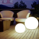"""20"""" Large Ball Outdoor Lamp Waterproof Color Changing 50cm"""