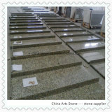 Chinese Golden Granite Countertops for Kitchen Project