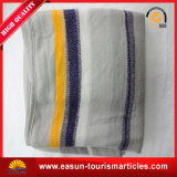 Custom Plain Color Fleece Fabric Air Conditioning Blanket