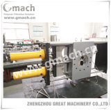 Plastic Extrusion Machine Double Plate Type Continuous Screen Changer