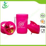 400ml Food Grade Fit Smart Shaker Bottle with New Material