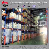 Industrial Standard Selective Pallet Style Drive in Shelf