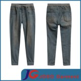 Leisure Style Women Jeans Comfortable Pants (JC1231)