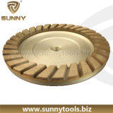 Steel Base Diamond Cup Grinding Wheel