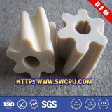 CNC Machined POM/Derlin Plastic Wheel Gear Toy