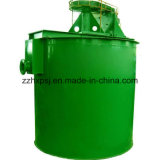 Double Impeller Leaching Tank for Rock Gold Processing Plant
