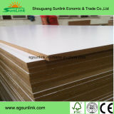 Two Sides White Melamine MDF Board