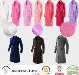 New Fashion Coral Fleece Soft Bathrobe