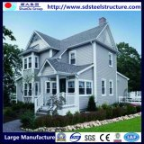 Manufacture Low Cost Modular Light Steel Villa Building House