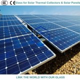 3.2mm Tempered Low Iron Prismatt Ar Coatingglass for Solar Collector Cover