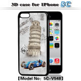 3D Case for iPhone 5c (V548)