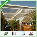 Clear Plastic Panels Roofing UV Protected Polycarbonate Twin-Wall Hollow Sheets